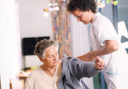 Zentraler Diakonieverein Körperpflege